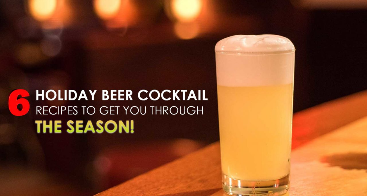 Beer Cocktail Recipes For Microbrewery Brewery In India