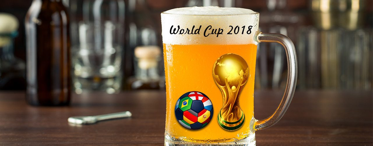 Fifa World Cup 2018 | Brewery Equipment in India | RJ